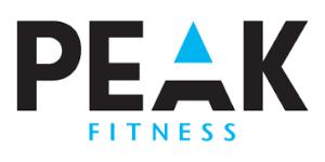 peak fitness logo gyms in kuwait