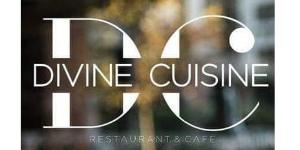 divine cuisine logo restaurants in kuwait