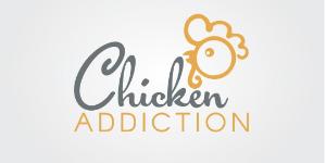 chicken addiction logo restaurants in kuwait