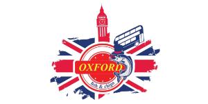 oxford logo fish & chips